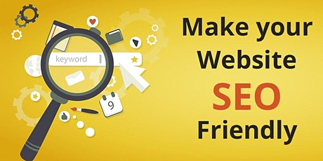How To Optimize Your Website SEO For Google [Live Webinar] tickets