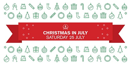 Christmas in July | Saturday 25 July tickets