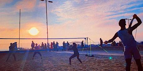 Adrenaline Beach Tennis - Sunset Saturdays tickets