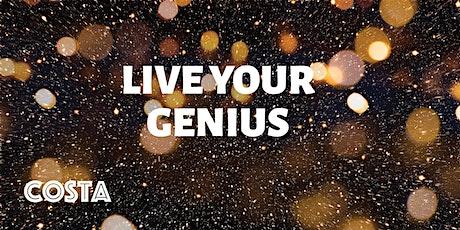 16 Week Virtual Transformation Program Into Living Your Genius tickets
