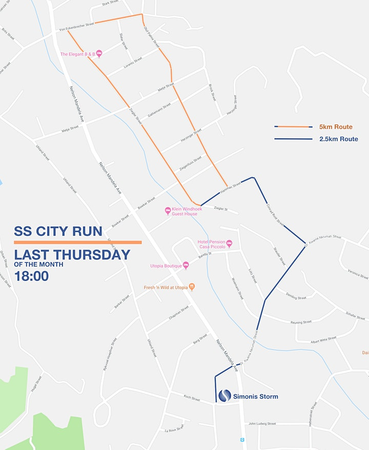 CANCELLED: Simonis Storm City Run (Jan '21) image