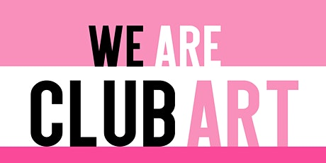 We are CLUB Art - Life Drawing tickets