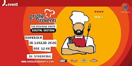 Griglie Roventi 2020 - Digital Edition biglietti