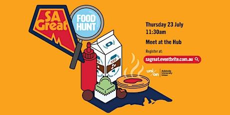 SA Great Food Hunt tickets