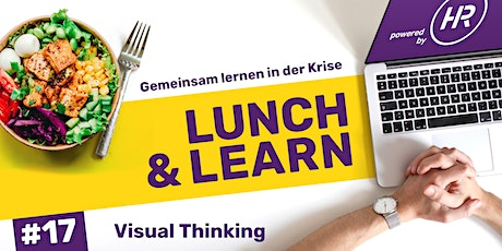 Lunch & Learn Woche 17:  Visual Thinking Tickets