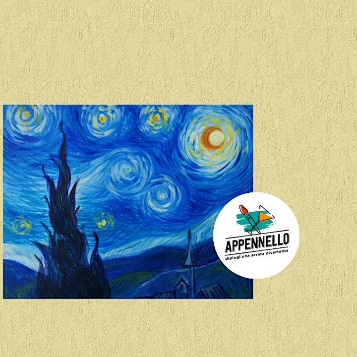 Immagine Cermenate (CO): Stelle e Van Gogh, un aperitivo Appennello