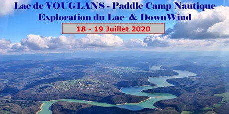 DOUBS  Paddle Camp VOUGLANS 2020 billets