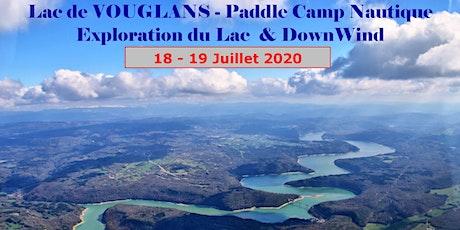 DOUBS  Paddle Camp VOUGLANS 2020 ingressos