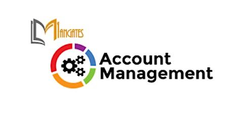 Account Management 1 Day Training in Hamburg billets