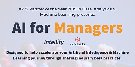 AI for Managers - 3 x 2hr Sessions tickets