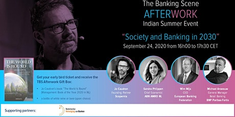 The Banking Scene's Afterwork Indian Summer Event tickets