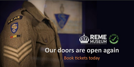 Visit the REME Museum tickets