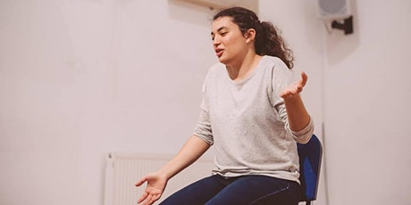 Improvisation and Storytelling (5-day course Monday to Friday) tickets