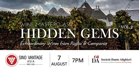 Hidden Gems - Italian Wine Masterclass - Vol 2 tickets