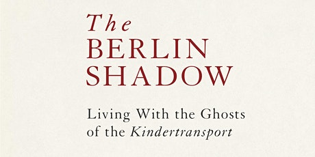 Haunted by Shadows? Jonathan Lichtenstein in conversation with Gaby Koppel tickets