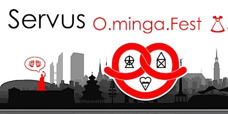 O.minga.Fest WOCHE Tickets