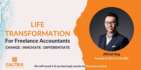 Free Webinar : Life Transformation for Freelance Accountants tickets