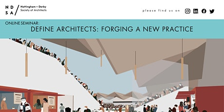 Define Architects: Forging a New Practice tickets