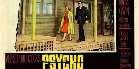 Tamworth Community Cinema Evening Showing - Psycho tickets