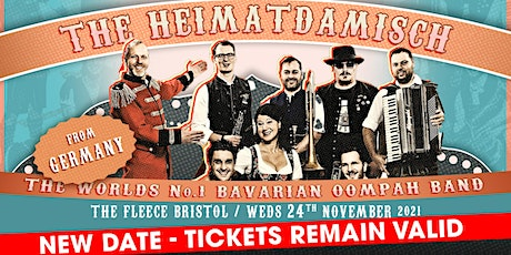 The Heimatdamisch tickets