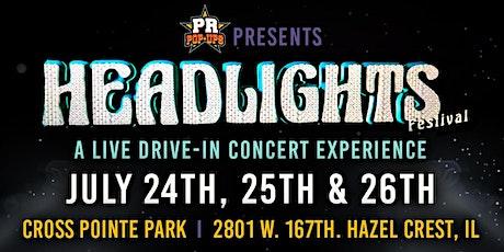 Headlights Festival Friday - Chosen Few DJs Present House Music and a Movie tickets