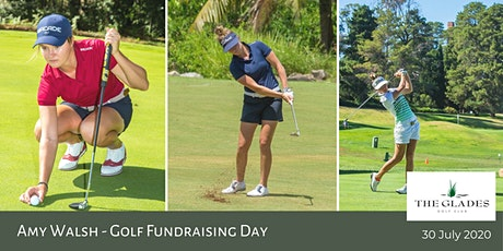 Amy Walsh - Golf Fundraising Day tickets