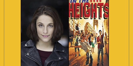 IN THE HEIGHTS WITH CHRISTINA MODESTOU tickets