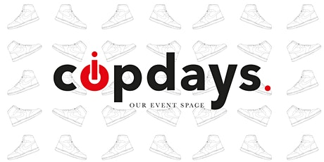 Copdays - Streetwear event tickets