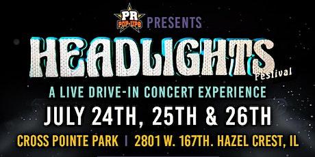 "Headlights Festival Saturday - Headliner ""DaBaby"" tickets"