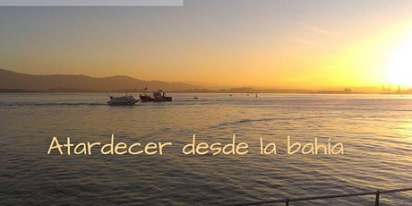 Atardecer desde la bahía de Santander tickets