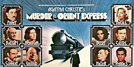 Tamworth Community Cinema Evening Showing - Murder on the Orient Express tickets