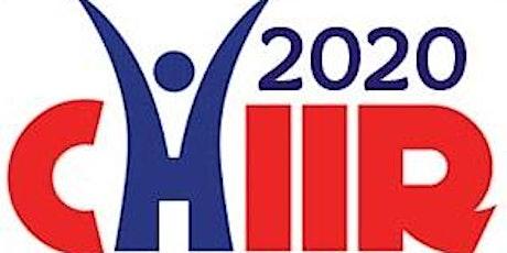 CHIIR 2020 Online tickets