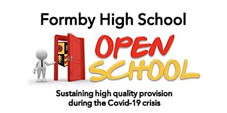 FHS Key Worker Open School 13 - 21 July tickets
