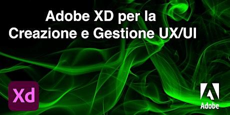 Adobe XD per la Creazione e Gestione UX/UI tickets