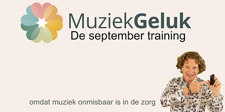 September-training MuziekGeluk tickets