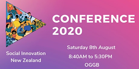 Social Innovation Conference 2020 tickets