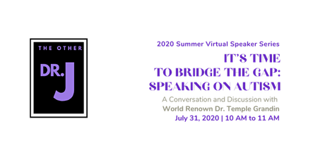 The Other Dr. J presents the 2020 Summer Virtual Speaker Series tickets