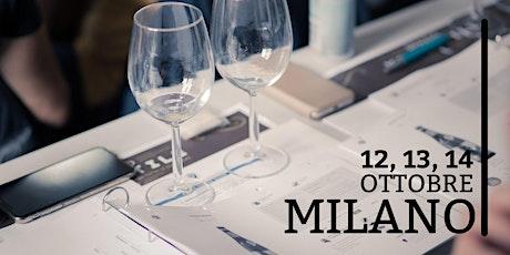 Corso  Sake Sommelier  Certificato Ottobre 2020 - Milano tickets