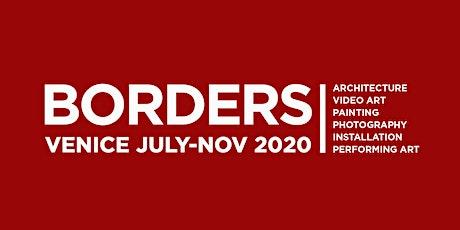 Borders Festival 2020 - Palazzo Albrizzi-Capello biglietti