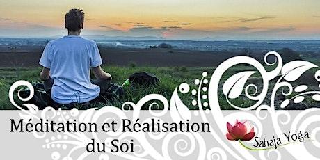 Méditation et Réalisation du Soi : Découvrez le sens de votre existence billets