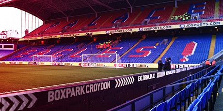 Aston Villa V Crystal Palace Live With Darren Ambrose tickets