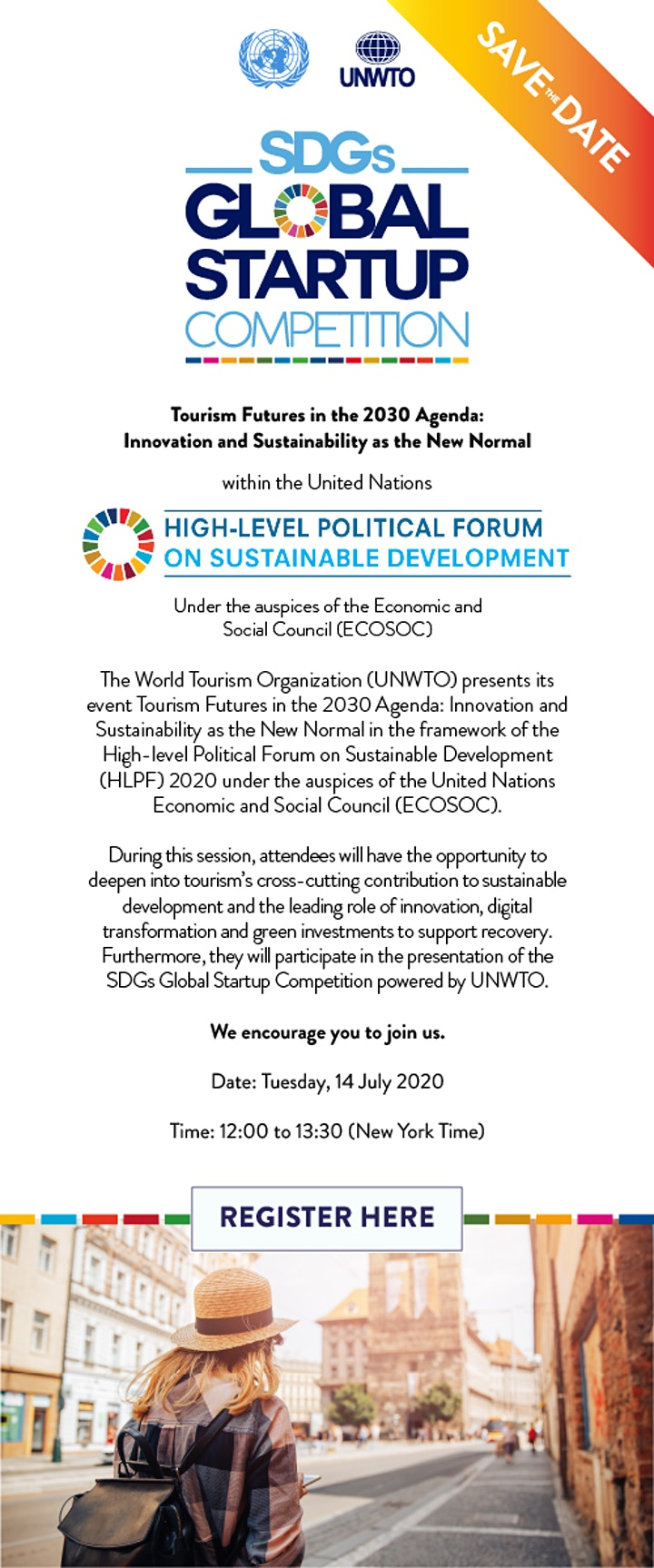 UNWTO Tourism Futures in the 2030 Agenda: Innovation and Sustainability image