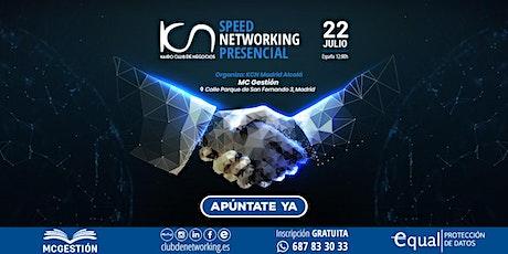 SPEED NETWORKING. Multiplica tu Red de Contactos. 22Jul entradas