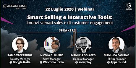 Smart Selling e Interactive Tools biglietti