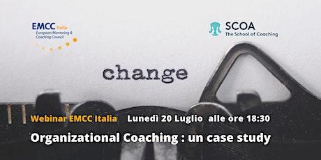 Organizational Coaching: un case study biglietti