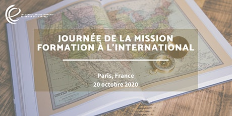 Journée de la mission Formation à l'international billets