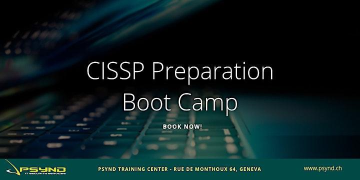CISSP Preparation Boot Camp Geneva image