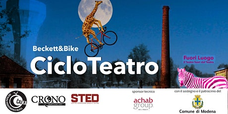 Beckett & Bike - FuoriLuogo 2020 biglietti