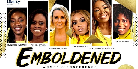 Liberty Church Annual Women's Conference 'Emboldened' tickets