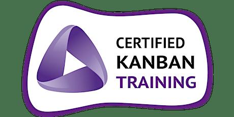 Live Virtual Classroom: Kanban Management Professional (KMP1 + KMP2) tickets